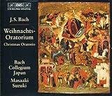 Bach: Weihnachts-Oratorium (Christmas Oratorio, BWV 248) /Bach Collegium Japan * Suzuki by BIS