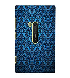 NOKIA LUMIA 920 PATTERN Back Cover by PRINTSWAG