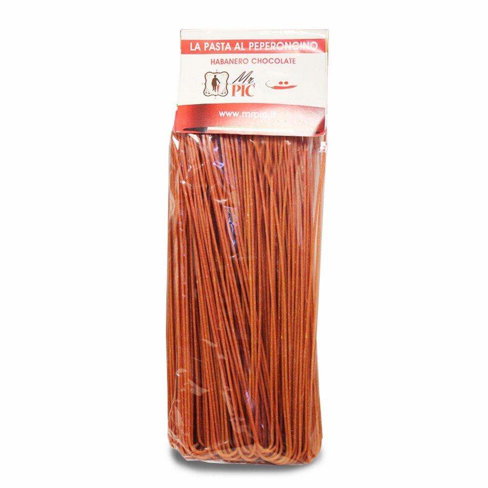 Spaghetti all'Habanero Chocolate - Mr PIC: il Peperoncino Toscano