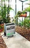 Bio Green Gasheizung Frosty 2500 W, Silber - 2