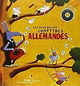Les plus belles comptines allemandes (1 livre + 1 CD audio)