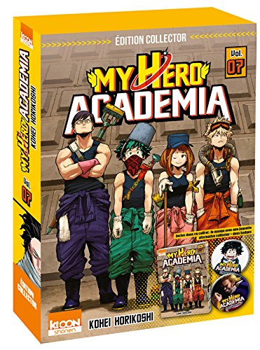 My Hero Academia Edition collector Tome 7