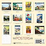 Image de English Travel Posters wall calendar 2016 (Art calendar)