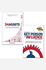 24 Assets and key person of influence daniel priestley collection 2 books set Paperback