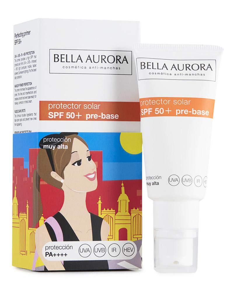 Bella Aurora Crema Facial SPF 50+ Anti-Manchas – 30 ml.
