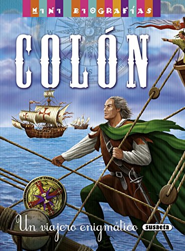 Colón (Mini biografías) por José Morán