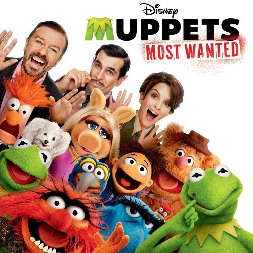 Muppets Most Wanted by Walt Disney Records (Lady Tony Bennett Gaga-cd)