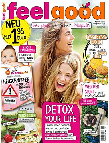FEEL GOOD (Männer Fitness Magazin)