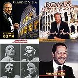 Roma raccontata dai cantanti romani di ogni era.