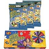 Bean Boozled 3rd Edición 100g y 3 x la Bolsa de especial los Minions 54g