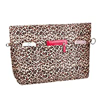 VANCORE Bag Organiser Insert Handbag for Women Handbag Organiser, Waterproof Nylon Medium