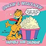Official Garfield 2018 Mini Wall Calendar