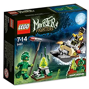 LEGO Monster Fighters 9461 - Creatura della palude  LEGO