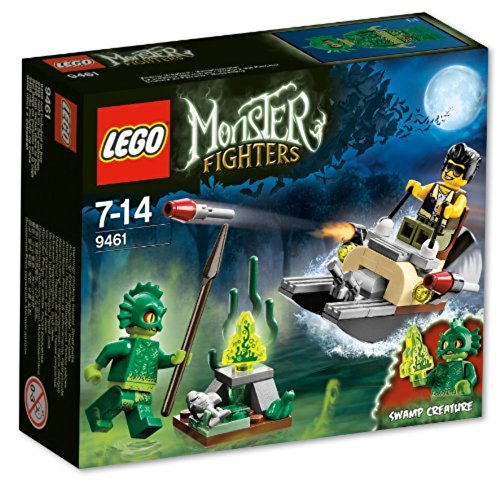 LEGO Monster Fighters 9461 - - Monster Lego Halloween Fighters
