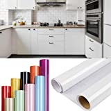 DTC GmbH 0,61 x 6 m, zelfklevende meubelfolie, meubelfolie, meubelfolie, mat, zelfklevend, meubelfolie voor meubels, keuken,