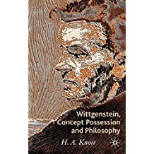 Wittgenstein, Concept Possession and Philosophy: A Dialogue