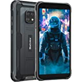 Rugged Smartphone, Blackview BV4900 Smartphone Antiurto 4G Android 10 Rugged Cellulare, 5.7 Pollici HD, Batteria 5580mAh, 3GB