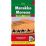 Freytag Berndt Autokarten, Marokko - Maßstab 1:800 000-1:2 000 000