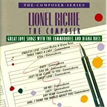The Composer: Great Love Songs with the Commodores & Diana Ross