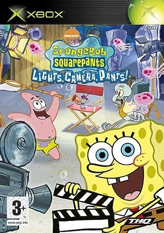 Spongebob Squarepants Lights, Camera, PANTS!