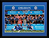 "GB eye 14/15 30 x 40 cm ""Chelsea Premier League Winners"" Collector Print, Multi-Colour"