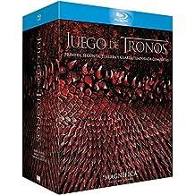 Pack: Juego De Tronos - Temporadas 1-4