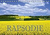 Rapsodie (Tischkalender 2018 DIN A5 quer): Rapsfelder zählen bei Naturfotografen zu den beliebtesten Fotomotive. Dieser
