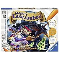 Ravensburger-00511-tiptoi-Spiel-Magors-Lesezauber