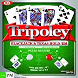 POOF-Slinky - Ideal Tripoley Black Jack and Texas Hold'em, 0C1245 by Poof Slinky (English Manual)