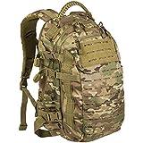 Mochila estilo militar camuflaje multitarn Mission Pack Laser LG 25 L Miltec