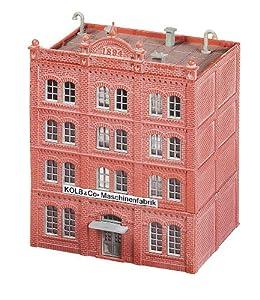 Faller - Edificio Industrial de modelismo ferroviario N Escala 1:160 (F222201)