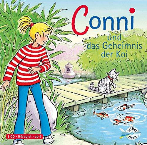 Conni und das Geheimnis der Koi, 1 Audio-CD (Meine Freundin Conni - ab 6, Band 8)