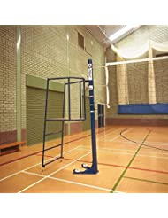 British Volleyball Föderation zugelassen International Langlebig Volleyball Post Net