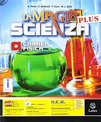 La magia della scienza plus. Vol. A. Mi preparo per l'interrogazione. Per la Scuola media. Con DVD-ROM. Con e-book. Con espansione online