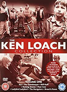 The Ken Loach Collection – Volume 1 [DVD]