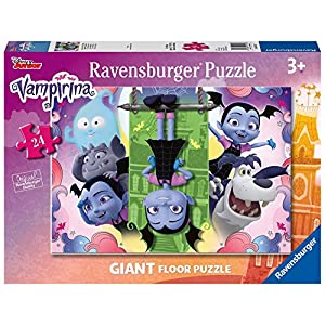 Ravensburger Disney Vampirina 24pc Giant Floor Jigsaw Puzzle