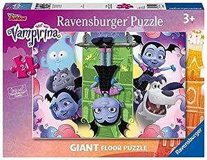 Ravensburger Disney Vampirina - Puzzle de 24 Piezas, diseño Gigante