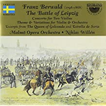 Berwald : Oeuvres orchestrales