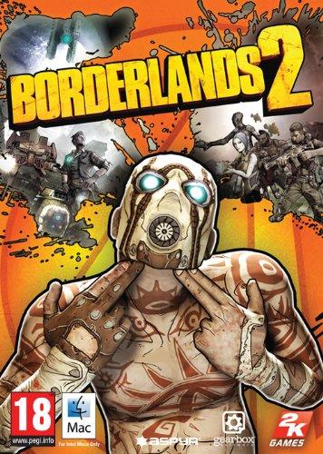 Borderlands 2 [Mac Steam Code] (2 Borderlands Mac)