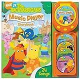 Backyardigans Music Player Storybook by Christine Ricci (2006-08-22)