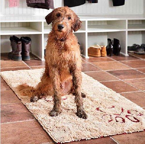 Wolters Cat & Dog Dirty Dog Zerbino Runner per cane taglia XL Beige 120x 60cm