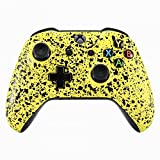 eXtremeRate Xbox One S/Xbox One X Housses Coque Manette Carré Avant Shell Faceplate pour Xbox One S X Controller