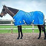Derby House Pro standard in cotone da cavallo, Blue