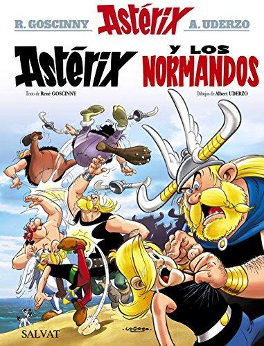 Astérix y los normandos (Castellano - A Partir De 10 Años - Astérix - La Colección Clásica)