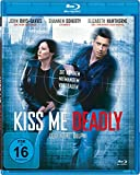 DVD Cover 'Kiss Me Deadly - Codename: Delphi [Blu-ray]