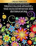 Malbuch für Erwachsene: Erstaunliche Strudel und Paisley-Muster zur Entspannung