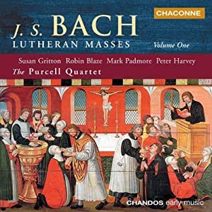 Bach: Lutheran Masses, Vol.1