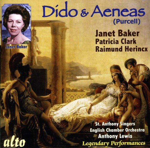 Purcell : Dido & Aeneas. Baker, Lewis.