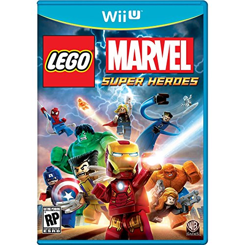 LEGO: Marvel Super Heroes - Nintendo Wii U by Warner Bros