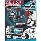 Air Bolt® Compatto Compressore d' aria con luce LED–Originale in TV della Pubblicità
